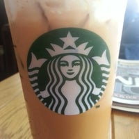 Photo taken at Starbucks by Stephanie B. on 9/27/2012