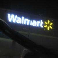 Photo taken at Walmart Supercenter by Will A. on 12/29/2012