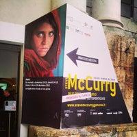 Foto scattata a mostra di Steve Mc Curry Viaggio intorno all'uomo da Riccardo R. il 3/30/2013