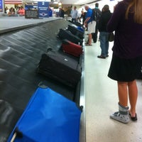 Photo taken at Baggage Claim by Joseph on 10/1/2012