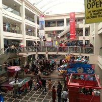 Photo taken at Shipra Mall by Ashish K. on 1/26/2013