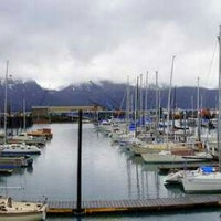 Photo taken at Holiday Inn Express Seward Harbor - Closed by Pete W. on 1/28/2014