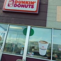 Photo taken at Dunkin' Donuts by Franz M. on 11/30/2013