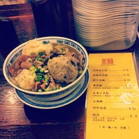 Photo taken at Tsim Chai Kee Noodle by Vincent L. on 7/22/2013
