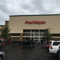 Photo taken at Fred Meyer by James R. on 5/23/2016