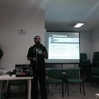 Photo taken at Business and Networking Club by Petya R. on 11/17/2014
