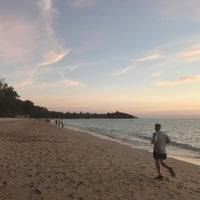 Photo taken at Phra-Ae Beach by Petya R. on 2/9/2017