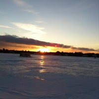 Photo taken at Breezy Point Resort by Samantha O. on 1/20/2013