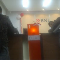 Photo taken at Bank BNI perumnas klender by Rini O. on 8/19/2013