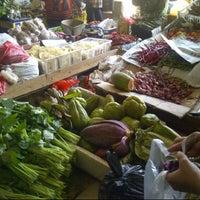 Photo taken at Pasar Pagi Bintara by Rini O. on 8/13/2013