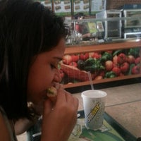 Photo taken at Subway by Dioney G. on 1/31/2013
