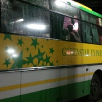 Photo taken at Green Star Express (Pasay Terminal) by Toklaw L. on 11/8/2013