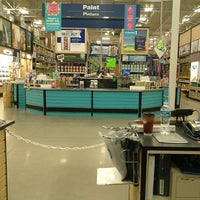 Photo taken at Lowe's Home Improvement by Stephanie C. on 3/5/2013