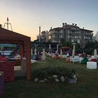 Photo taken at Ünlüselek Hotel by Mahir A. on 7/5/2017