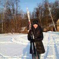 Photo taken at Кордон by Юлия on 2/9/2013