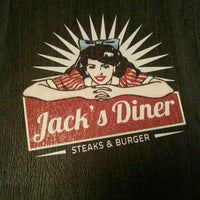 Photo taken at Jack's Diner by Marco G. on 11/30/2013
