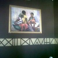Photo taken at Buka Restaurant by ofoRIwaa on 9/26/2012