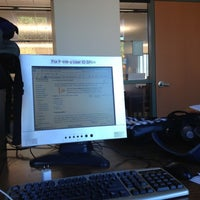 Photo taken at EVC - Library & Technology Center by William J. on 10/16/2012