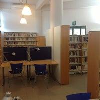 Photo taken at Biblioteca di Pieve Emanuele by Andrea on 2/23/2013