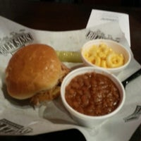 Photo taken at Billy Sims BBQ by Marjorie M. on 11/13/2013