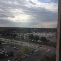 Photo taken at Sheraton Bucks County Hotel by Jill H. on 10/12/2012