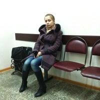 Photo taken at Отдел Управления федеральной миграционной службы в Промышленном районе by Николай П. on 2/1/2013
