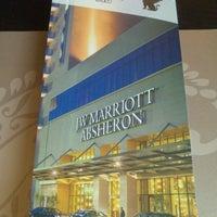 Снимок сделан в JW Marriott Absheron Baku пользователем Irina G. 2/23/2013