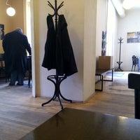 Photo taken at Café Podnebi by Matej 🍕 M. on 3/26/2013