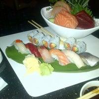 Photo taken at Jacky's Galaxie & Sushi Bar by Alexandra C. on 2/8/2013