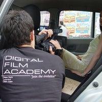 Photo taken at Digital Film Academy by Digital Film Academy on 1/9/2014