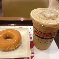 Photo taken at Krispy Kreme by Biggajoo on 4/11/2013