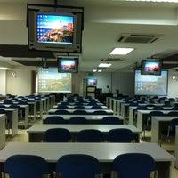 Photo taken at Graduate School Ramkhamhaeng University by Biggajoo on 8/31/2013