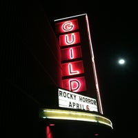 Photo taken at Guild Theatre by Richard D. on 4/7/2013
