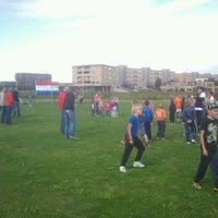 Photo taken at Rietkraag Buurtfeest by Arjan B. on 9/22/2012