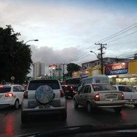 Photo taken at Avenida Fernandes Lima by Dayvyanne M. on 7/18/2013