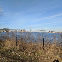 Photo taken at Fort Totten Park by George W. on 12/23/2016