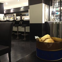 Photo taken at Caviar House & Prunier by Petra P. on 4/6/2013