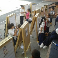 Photo taken at Escuela Reyes Y Reyes by Edgar C. on 10/2/2013