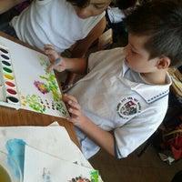 Photo taken at Escuela Reyes Y Reyes by Edgar C. on 11/7/2012
