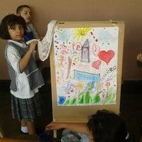 Photo taken at Escuela Reyes Y Reyes by Edgar C. on 10/23/2012