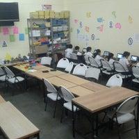 Photo taken at Escuela Reyes Y Reyes by Edgar C. on 11/8/2012