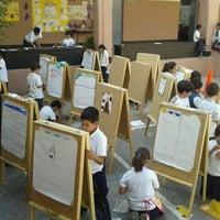 Photo taken at Escuela Reyes Y Reyes by Edgar C. on 11/9/2012