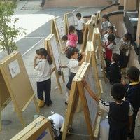 Photo taken at Escuela Reyes Y Reyes by Edgar C. on 10/30/2012