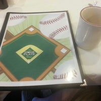 Photo taken at The Home Plate Diner by Bjaardker E. on 8/23/2013