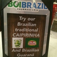 Photo taken at Boi Brazil by Mariana D. on 7/3/2014