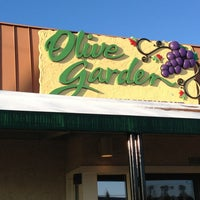 Photo taken at Olive Garden by Justin M. on 3/2/2013