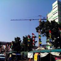 Photo taken at Jalan Deli by MadonyaVictor Z. on 8/16/2014