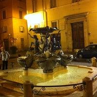 Foto scattata a Fontana delle Tartarughe da Arianna M. il 8/2/2011