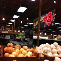 Photo taken at Wegmans by robby on 12/10/2011