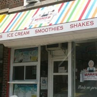 Photo taken at Mama's Ices And Ice Cream by RIA M. on 8/2/2012